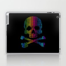 Deadly in Love with Colors Laptop & iPad Skin