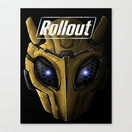 ROLLOUT: BB Canvas Print