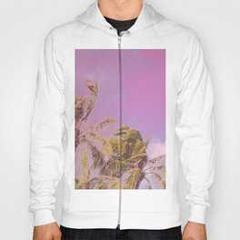 Swaying Palm Trees Hoody