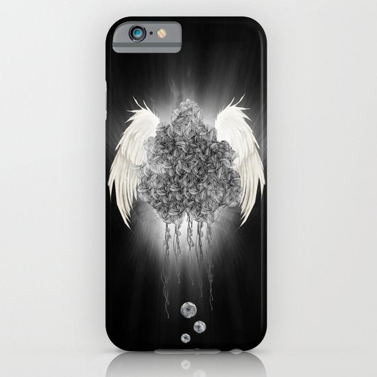 Angel of the chaos iPhone & iPod Case