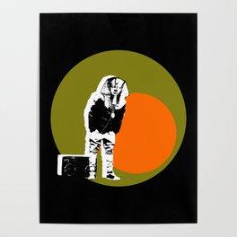 Etoile Noire Poster