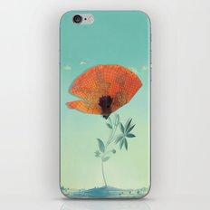 magazine cover design... iPhone & iPod Skin