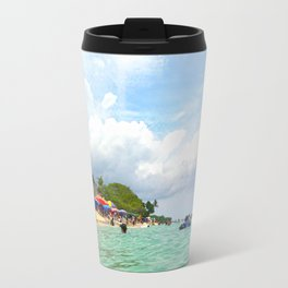 It's Colombia not Columbia Travel Mug