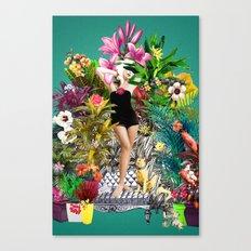 Cultivator Canvas Print