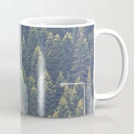 Forest autumn greece Coffee Mug