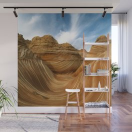 The Wave-Paria Wilderness Wall Mural