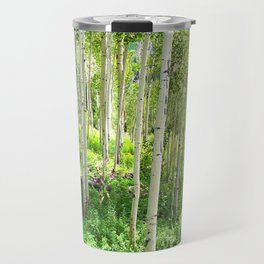 Aspen Trees Travel Mug