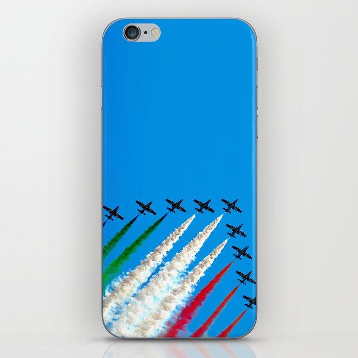 Frecce Tricolori iPhone Skin