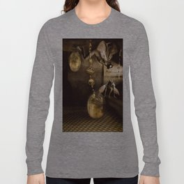 ozone synthesis Long Sleeve T-shirt