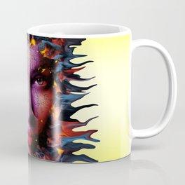 Sizzling Hot Coffee Mug