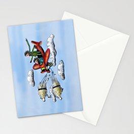 Sky Journey Stationery Cards