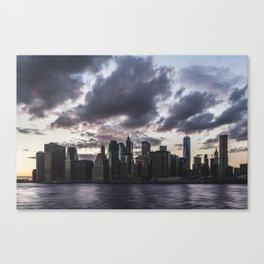 NYC 10 Canvas Print