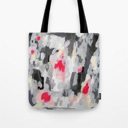 No. 70 Modern Abstract Painting Tote Bag