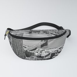 Brooklyn Bridge View - New York City Fanny Pack