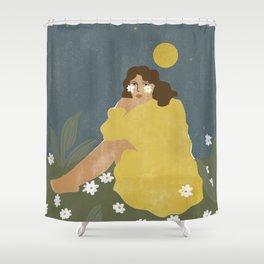 Sun don't shine Shower Curtain
