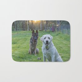 Best Friends... Bath Mat