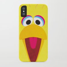 Minimal Bigbird iPhone X Slim Case