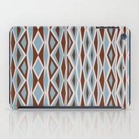 diamonds iPad Cases featuring Diamonds by ghennah