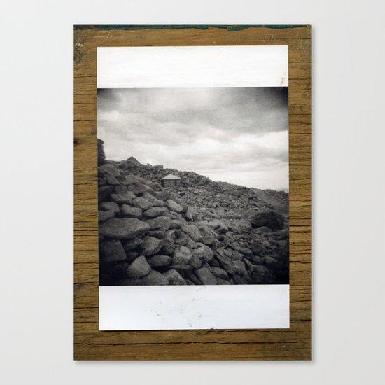 Mt. Evans Canvas Print