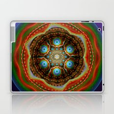 Trip to the centre Laptop & iPad Skin