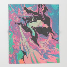 ExtraDimensional Throw Blanket