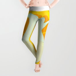 Cool Orangeade Leggings