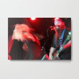 This is hardcore- Party Vibez Metal Print