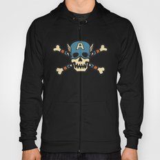 Captain 'Jolly' Rogers  Hoody