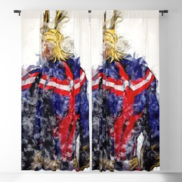 Bakugou  Blackout Curtain