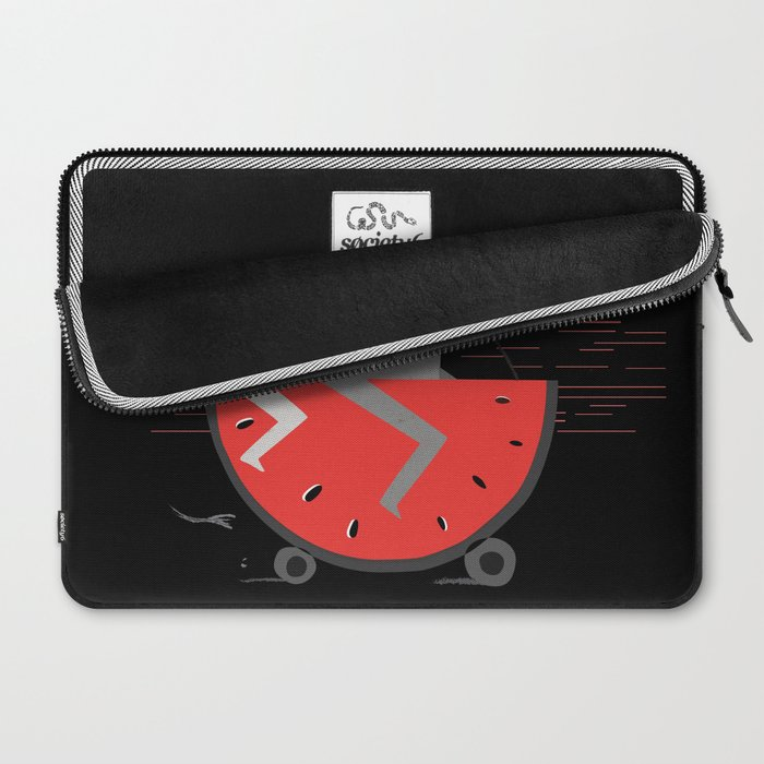 Fun with frogs Laptop Sleeve