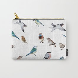 I love birds Carry-All Pouch