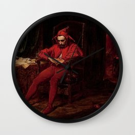 STANCZYK - JAN MATEJKO Wall Clock