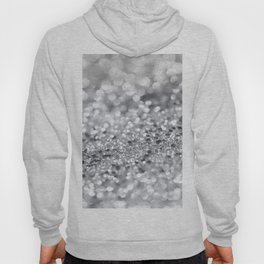 Silver Gray Lady Glitter #1 #shiny #decor #art #society6 Hoody