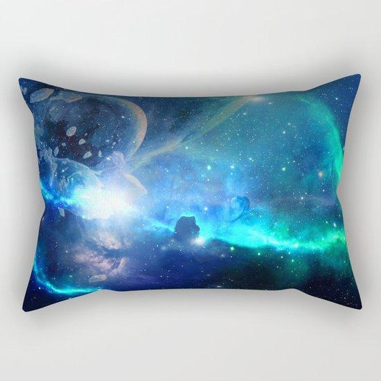 Intestellar Rectangular Pillow
