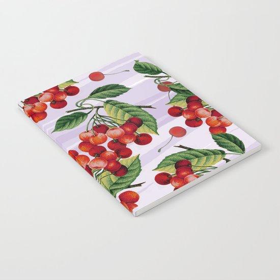cherries Notebook