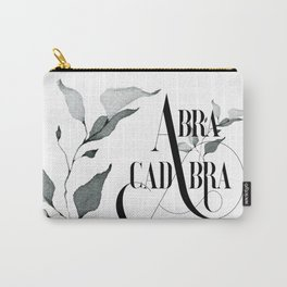 Abracadabra – Magical Quote. Carry-All Pouch