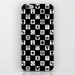 Kingdom Hearts Grid iPhone Skin