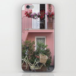 A Day in the Life - Capri, Italy iPhone Skin
