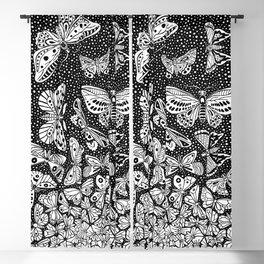 Escher - Butterflies Tessellation Blackout Curtain