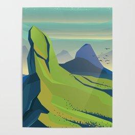 Grand Landscape Poster
