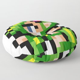 Final Fantasy II - Rydia Floor Pillow