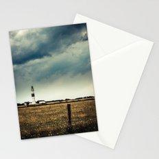 Lighthouse of Kampen Stationery Cards