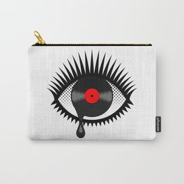 Weeping Vinyl Carry-All Pouch