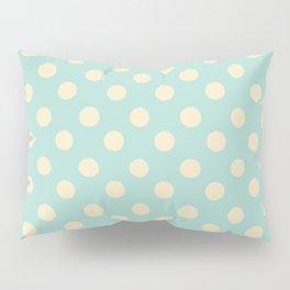 Dotted - Soft Blue Pillow Sham