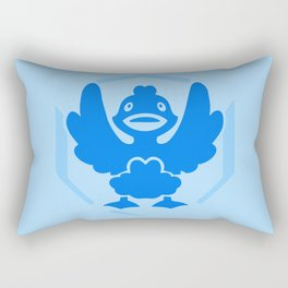 Pokerman Geddum- Team Misty Rectangular Pillow