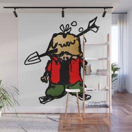 Pene Piola Wall Mural