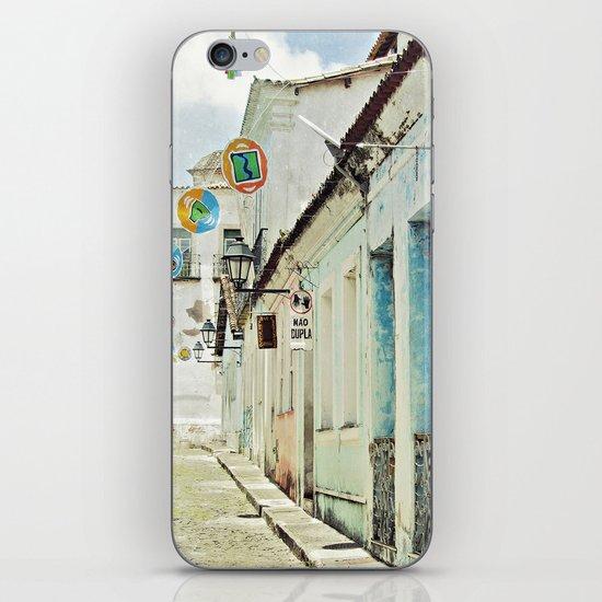 Salvador noon iPhone & iPod Skin