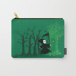 The hills WERE alive Carry-All Pouch