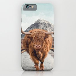 Glencoe iPhone Case
