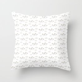 Chamomile Lawn Throw Pillow